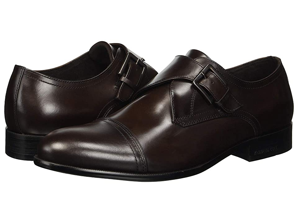 Kenneth Cole New York Capital Monk (Brown) Men