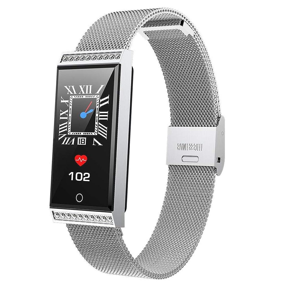 GXOK Smart Watch IP68 Waterproof Tracker Heart Rate Monitor Sleep Monitoring Sport Smart Watch,Pedometer Watch for Kids Women and Men