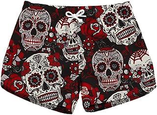 8b02afe271 Short De Plage Imprimé Femmes De pour Survêtement Pantalons Casual Vêtements  de fête Été Respirant Pantalon