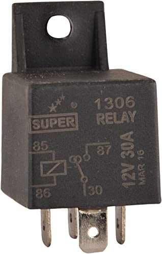 Super 1306 Universal 4-Pin Mini Relay