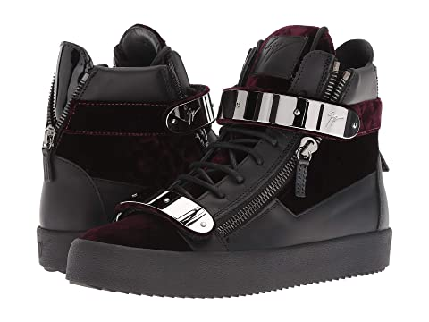 Giuseppe Zanotti May London Double Bar Suit Sneaker