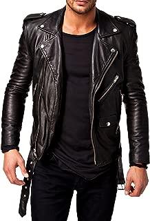 Leather Men's Leather Jacket