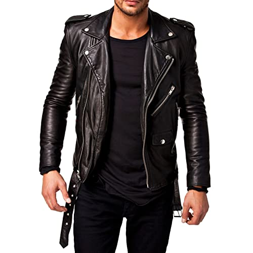 4e539cbe2 Biker Jacket: Amazon.com