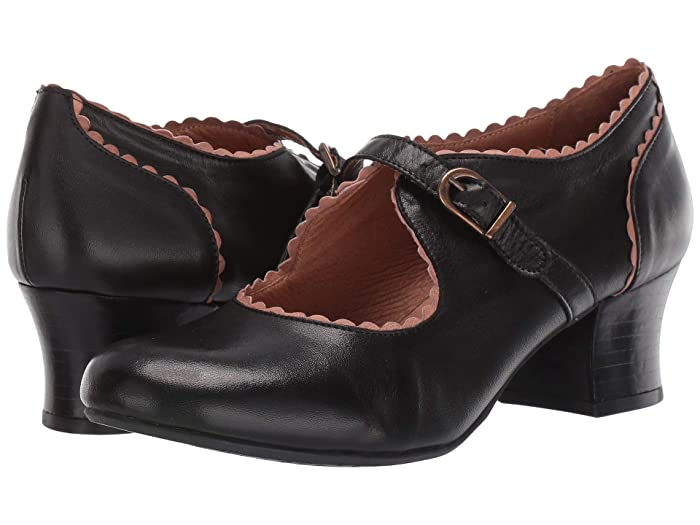 60s Shoes, Boots | 70s Shoes, Platforms, Boots Miz Mooz Francine Black Womens  Boots $104.99 AT vintagedancer.com