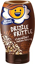 KERNEL SEASONS DRIZZLE BRITTLE CHOCOLATE 13.1OZ