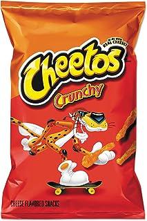 Cheetos 44366 Crunchy Cheese Flavored Snacks, 2 oz Bag, 64/Carton