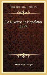 Le Divorce de Napoleon (1889)
