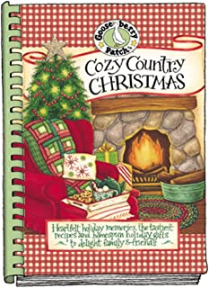 Cozy Country Christmas Cookbook (Seasonal Cookbook Collection)