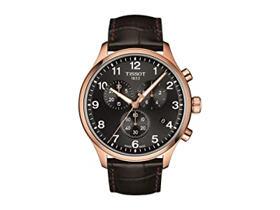 Tissot Chrono XL T1166173605701 (Black) Watches