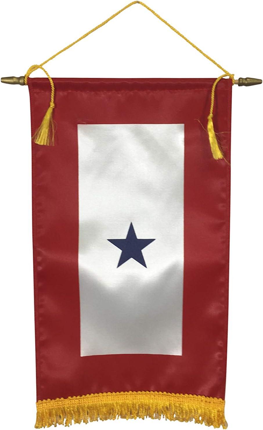 Gettysburg Flag Works 8x14 1 Sales results No. 1 Baltimore Mall Indoor Star Satin Blue Service