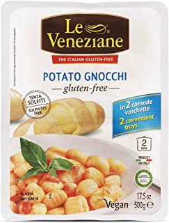 Le Veneziane Gluten Free Potato Gnocchi 17.6oz