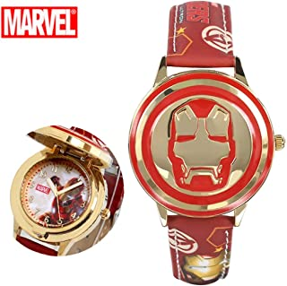 BRANDSALE Ironman Watch For Boys and Girls | Soft Leather...