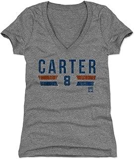 500 LEVEL Gary Carter Women's Shirt - Vintage New York Baseball Shirt for Women - Gary Carter Font BO
