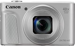 Canon コンパクトデジタルカメラ PowerShot SX730 HS シルバー 光学40倍ズーム PSSX730HS(SL)