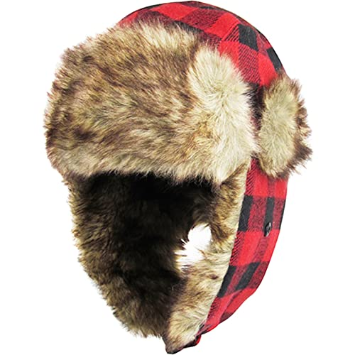 916aefceee1a Flannel Hat  Amazon.com
