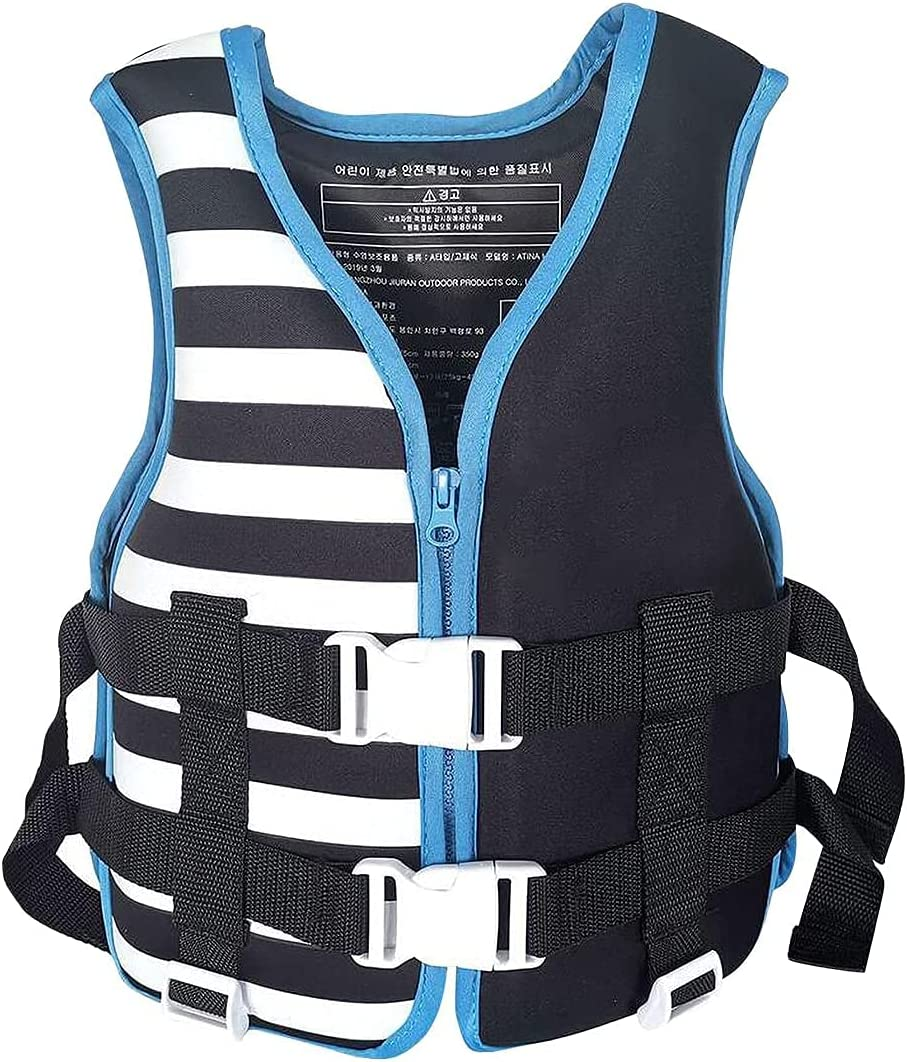 DLRBDMM Kids Swim Vest Discount mail order for Boys Swimming Girls Ranking TOP6 Youth Safety