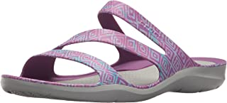 Crocs Women's Swiftwater Graphic W