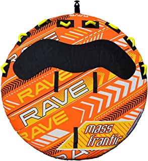 RAVE Sports Mass Frantic 4 Person Towable Tube 2.0 Edition