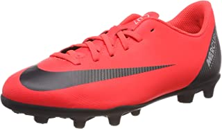 Nike Jr. Mercurial Vapor 12 Club CR7 MG Soccer Shoes