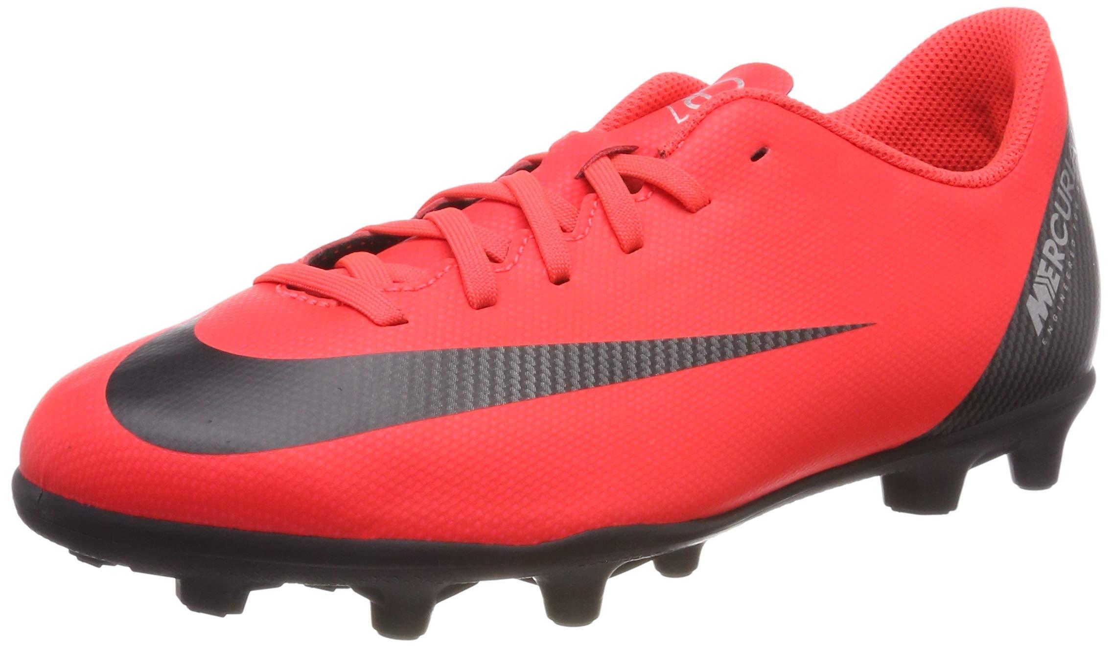 Cr7 Juventus Men S Orange Football Shoes Studs Men .
