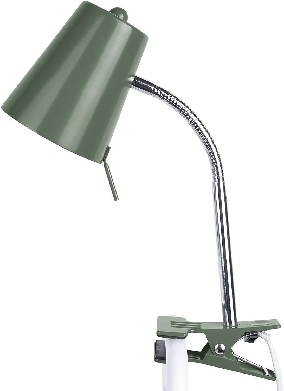 LEITMOTIV LM1337 Tischlampe Metall 40 W, Grün B07DX24NM4  | Stilvoll und lustig