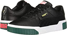 Puma Black/Teal Green