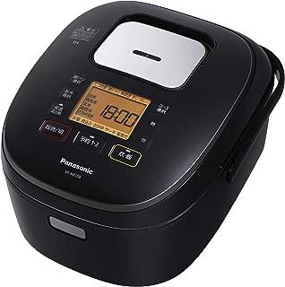 パナソニック 炊飯器 5.5合 IH式 ブラック SR-HB108-K