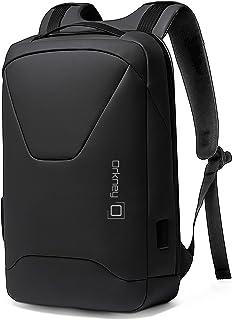Sac à Dos pour Ordinateur Portable Orkney - Antivol - Sac à Dos Professionnel - étanche - Design Moderne - Verrou TSA, Cha...