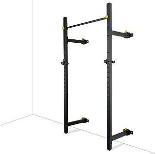 Valor Fitness BD-20 Folding Wall Mounted Squat Rack