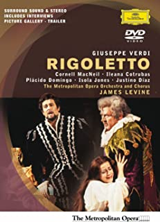 Verdi - Rigoletto / Domingo, MacNeil, Cotrubas, Diaz, Levine, Metropolitan Opera