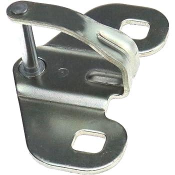 SOLIDfy/® Protezione antifurto per porta del conducente Prick Stop in acciaio inox per Ducato Jumper Boxer X250 X290