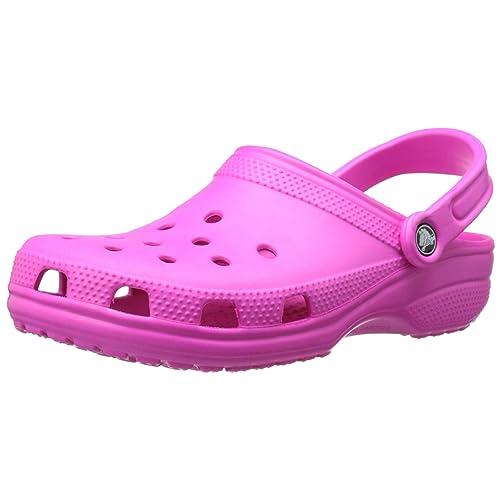 a335bdf31a Crocs Men's and Women's Classic Clog | Comfort Slip On Casual Water Shoe |  Lightweight
