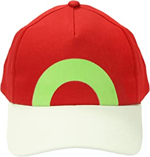 Durable Hat Adjustable Baseball Cap Deluxe Cosplay Costume Accessory Xcoser A
