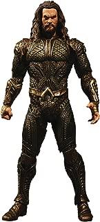 Mezco Toys One: 12 Collective: DC Justice League Movie Aquaman Action Figure