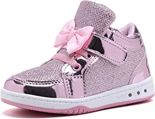 YILAN Boys and Girls Fashion Sneakers Casual Sport Shoes(Toddler/Little Kids)