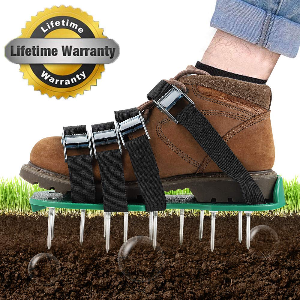 Tonbux Aerator adjustable aerating Sandals