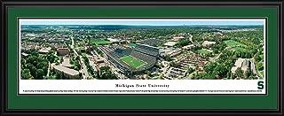 Michigan State University - Campus Aerial - Blakeway Panoramas  College Sports Posters