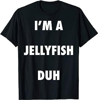 Easy Halloween Jellyfish Costume Shirt for Men Women Kids T-Shirt