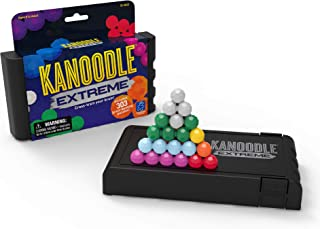 Educational Insights Kanoodle Extreme for Kids, Teens & Adults, Brain Twisting 2-D & 3-D Puzzle Game for Kids, Teens & Adu...