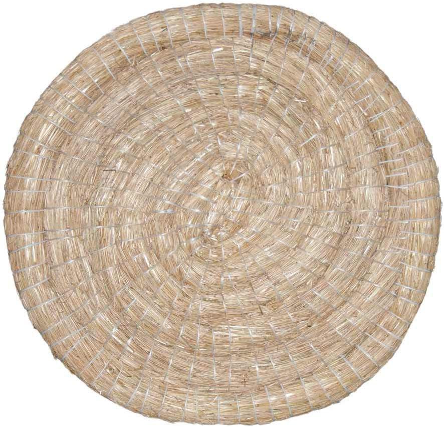 Cible rondes en paille Deluxe /Ø 80 cm x 8 cm