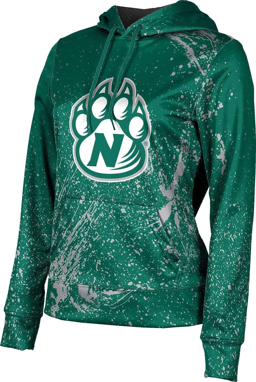 Northwest Missouri State University Girls' Pullover Hoodie, School Spirit Sweatshirt (Splatter)