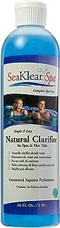 SeaKlear Natural Clarifier for Spas, 1 Pint Bottle