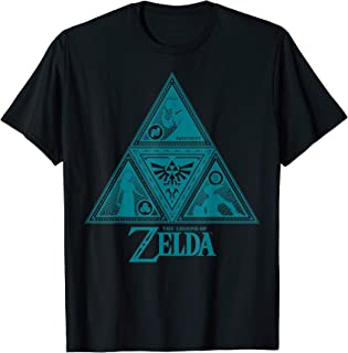 teal graphic tee