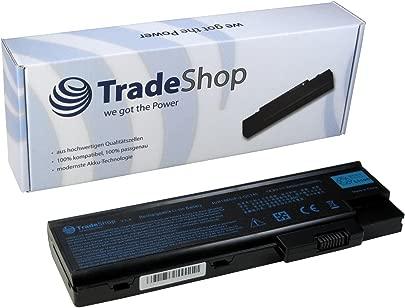 Trade-Shop Premium Akku 4400mAh f r Acer Extensa 3000 3000WLM 3000WLMi 3001LMi 3002LMi 3001WLM 3001WLMi 3002WLM 3003WLM 3003WLMi 4100 4100WLMi 4101WLM Schätzpreis : 22,79 €
