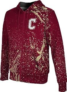 ProSphere College of Charleston University Men's Zipper Hoodie, School Spirit Sweatshirt (Splatter)