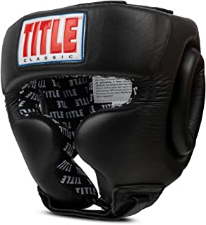 Title Boxing Classic Traditional Training Headgear 2.0