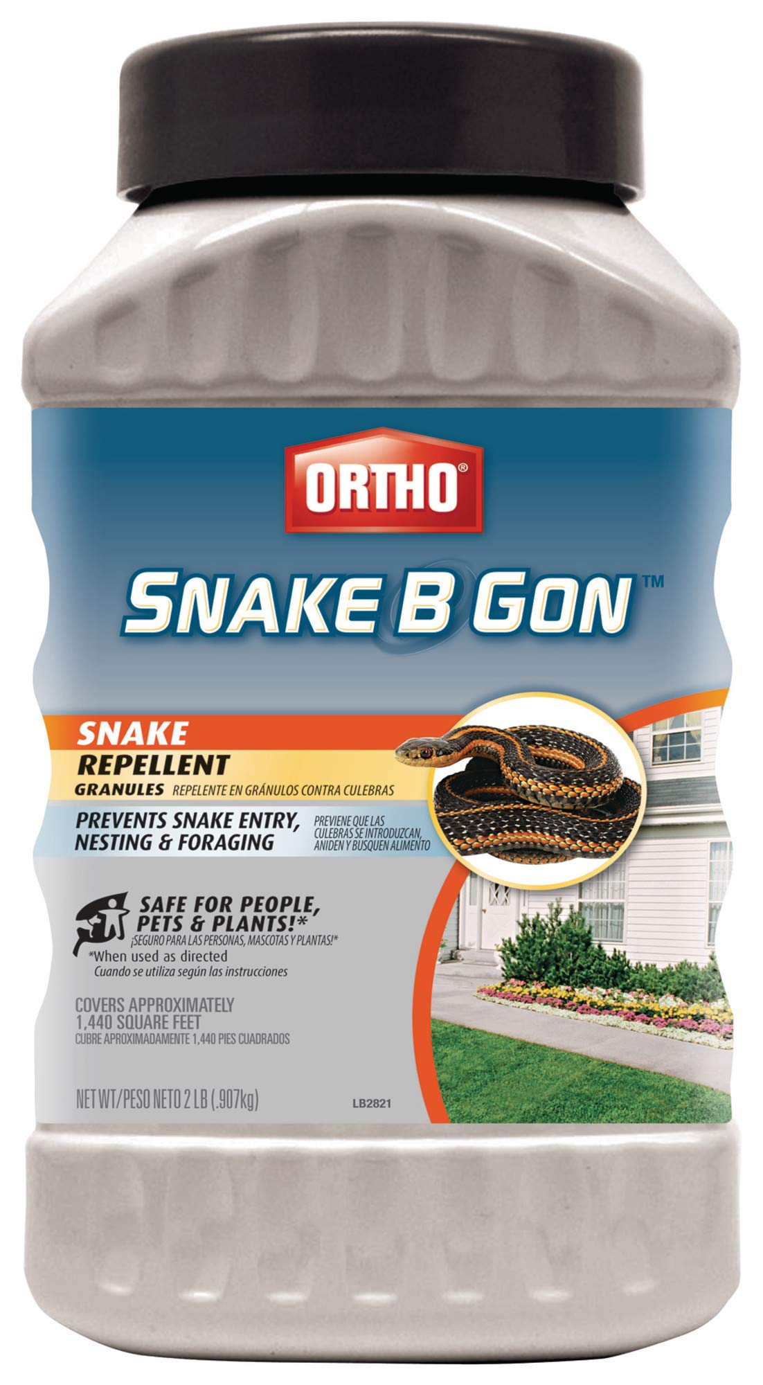 Ortho Snake Repellent Granules 2 Pound