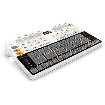 IK Multimedia UNO Drum コンパクトアナログ/PCMドラムマシン 乾電池/USB駆動【国内正規品】