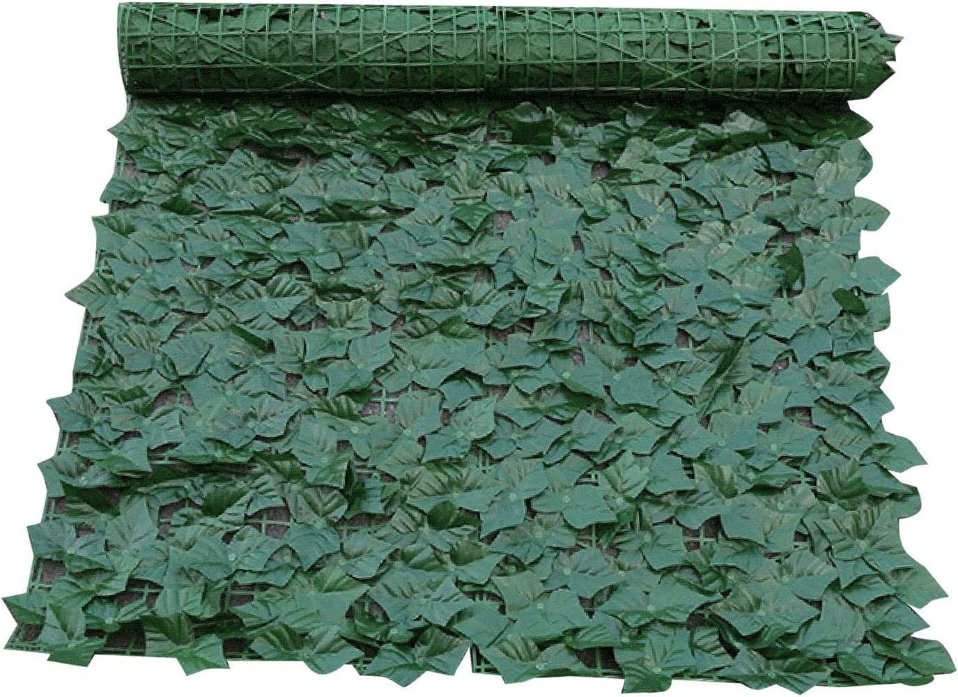 1PC Artificial Ivy Dedication Soldering Privacy Fence Screen Fa Outdoor Wall
