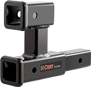 CURT 45792  Dual Receiver Trailer Hitch Ball Mount, 2-Inch, 3,500 lbs.